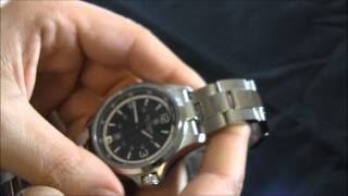 Victorinox Swiss Army Night Vision Watch Review
