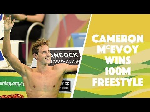 Cameron McEvoy - 100m Freestyle - 47.04