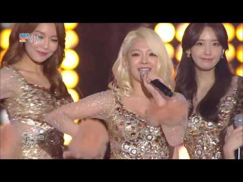 【TVPP】SNSD - 'Gee', 소녀시대 - '지' @ Dmc Festival Korean Music Wave
