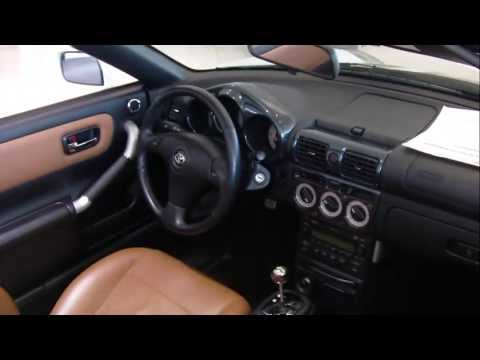 2005 Toyota MR2 MRS Spyder 6-speed Semi-Automatic Walk around
