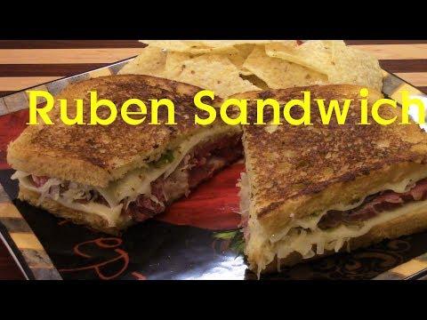 Reuben Sandwich Recipe Tutorial S2 Ep234