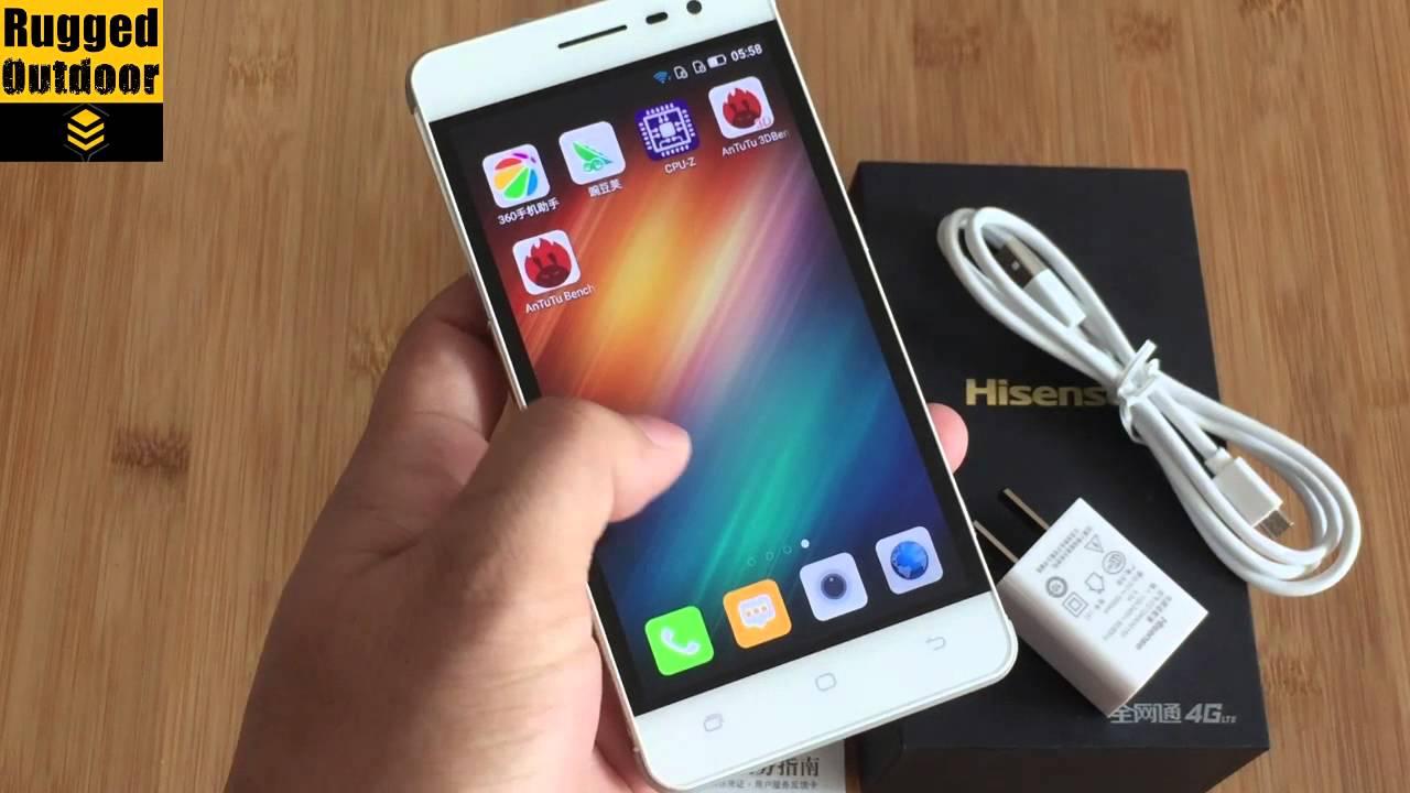 Rugged Phone 2016 Hisense C20 IP68 review