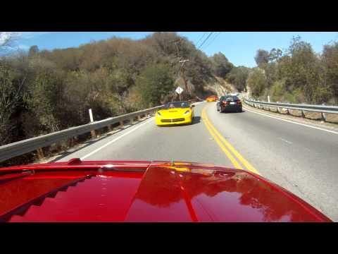 Alex @ Supercar sunday Lamborghini day February 16 2014