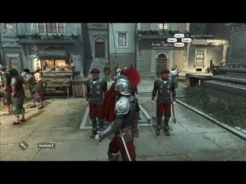Assassin's Creed: Brotherhood Trainer Cheat Español Full