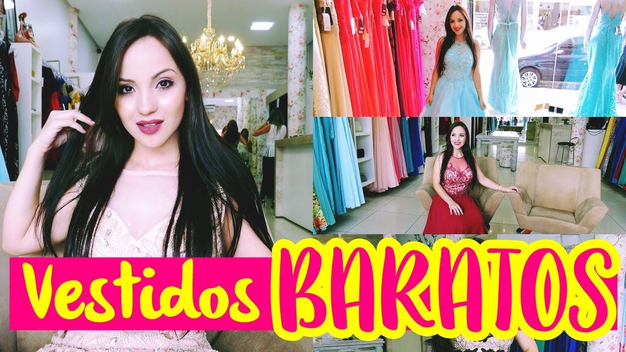 Comprar vestidos bonitos