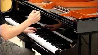 Liszt - Klaviersonate in h-Moll S. 178, 1. Lento assai - Allegro energico