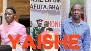 Rais Magufuli awapatanisha Ruge na Makonda live kwenye TV kutoka Tanga
