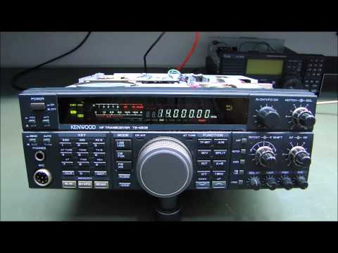 ALPHA TELECOM: KENWOOD TS-450S/AT e YAESU FT-7900R
