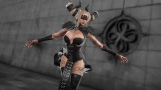 Oman of Sorrow - All Special Moves
