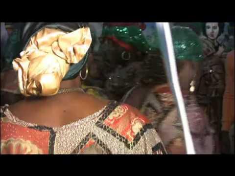Petwo-Kongo rite: Double possession of Bosou (Video 22)