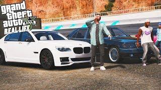 ГТА 5 Реальная Жизнь №263 НАШЕЛ СВОЮ BMW Lumma CLR 750. КУПИЛИ НОВУЮ ПАРТИЮ АВТОМОБИЛЕЙ В АВТОСАЛОН.