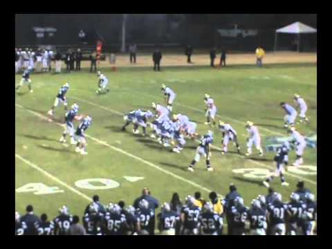 South East Jaguars Robert Lewis 2010 Offensive Highlights Part 1 of 2 Muted By YouTube