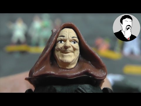 Bootleg Star Wars Figures: The Fake Menace | Ashens