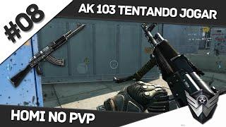 Warface Brasil: HOMI NO PVP #08 / AK 103 TENTANDO JOGAR!