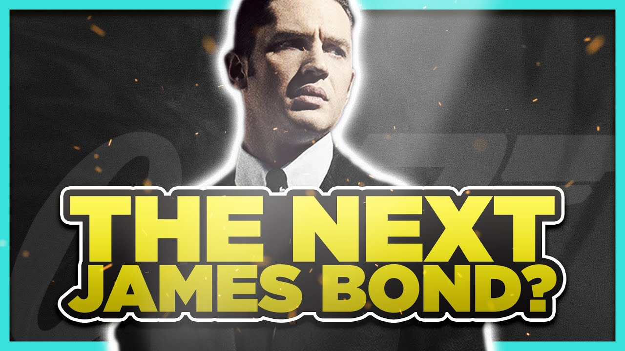 Tom Hardy Is Rumored To Be The Next James Bond, but He's ...