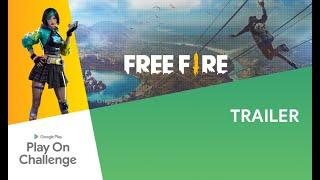 Google Play On Challenge Free Fire - Vai começar!