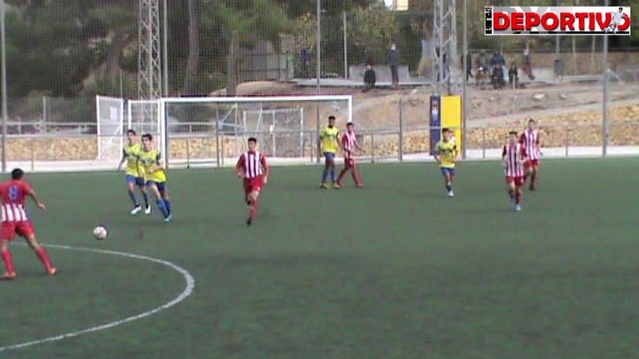 Vídeo resumen del partido entre el Juvenil A del CF Alfaz del Pi y el Jávea A