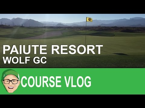 Paiute Resort Wolf Course