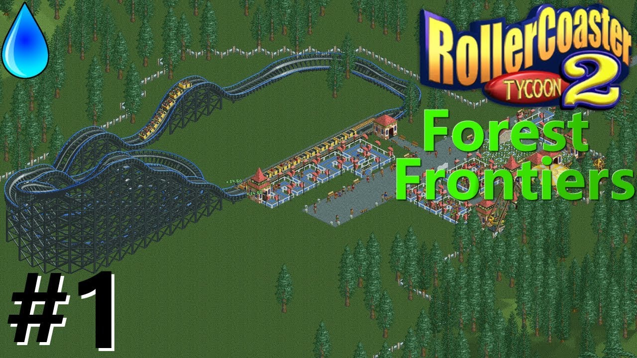RCT2 Forest Frontiers - [#1] Money Making Tips! - RollerCoaster Tycoon  Scenarios