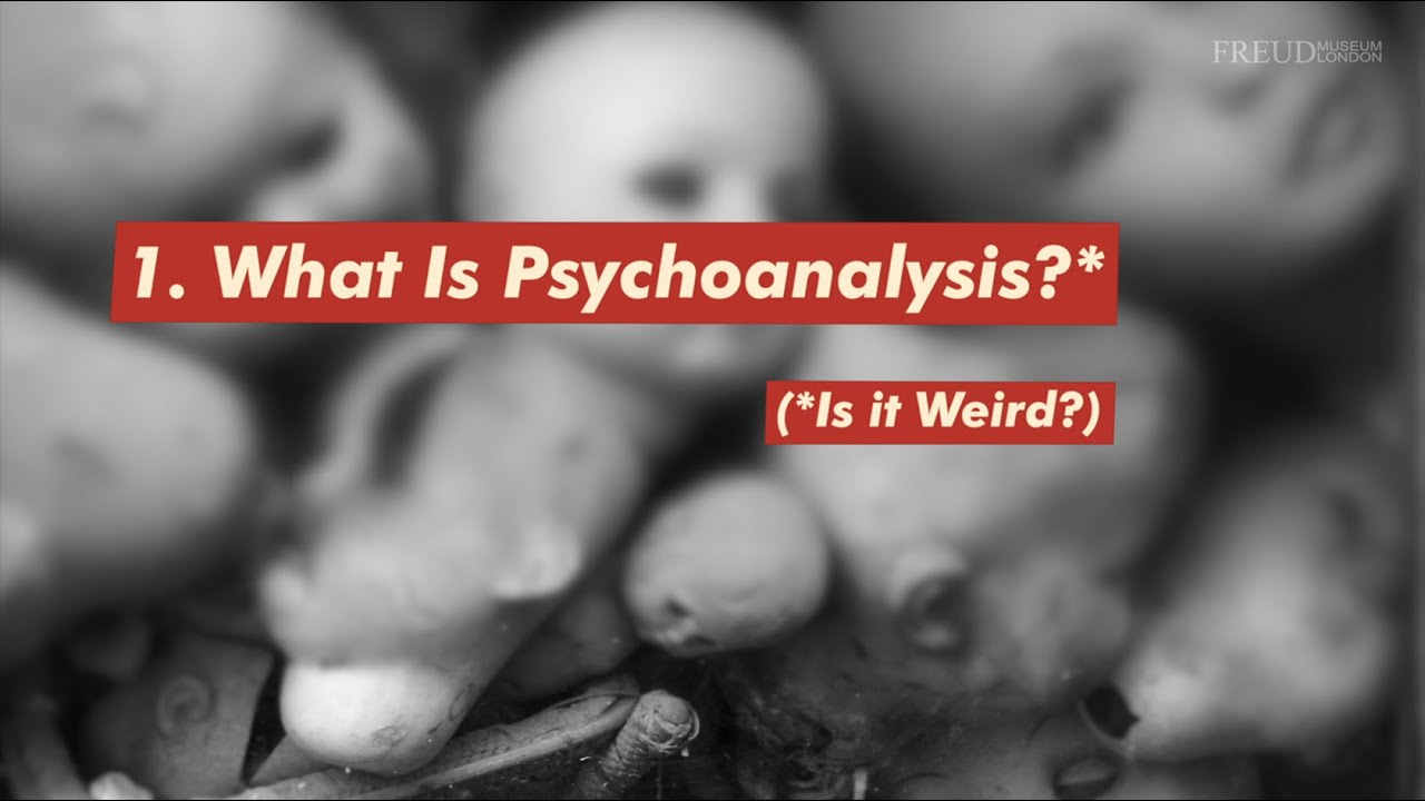 If there are still any doubt of what Psychoanalysis actually is, a good video explanation.