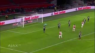 Video Gol Pertandingan Ajax Amsterdam vs Borussia Monchengladbach