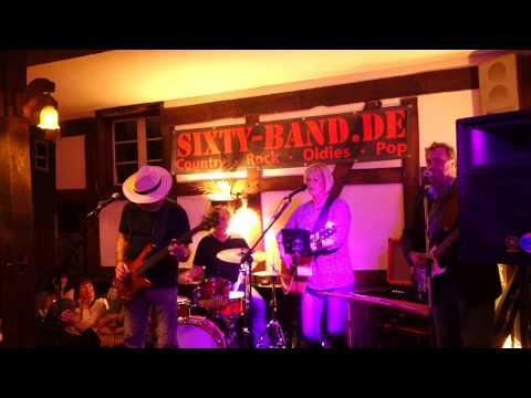 SIXTY - Band aus Hamburg -  Brookhoff - Dorfkrug am Mühlenteich