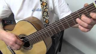 Didldu Schule Gitarre - A, a, a, der Winter, der ist da