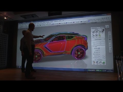 Designing Nissan's 'Brexit' cars