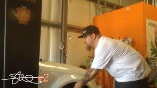 Air Leak Prank - funny! (Audi A3 2.0 Turbo)