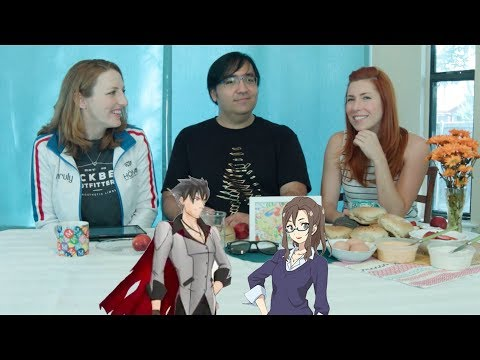 Sakura Questfast Episode 5 Elizabeth Maxwell, Jim Foronda