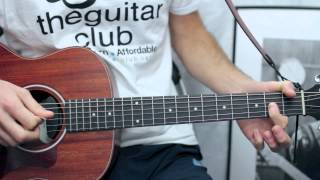 ►Star Wars Theme - Guitar Lesson (Melody) ✎ FREE Tab
