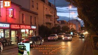 ATENTÁT PLÁNOVAL ZJEVNĚ V KEBAB GRILL ISTANBUL V PAŘÍŽI