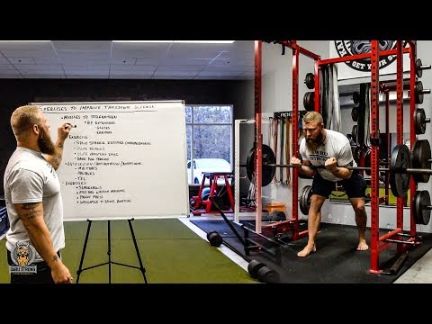 Try these Exercises to Improve TAKEDOWN DEFENSE for MMA