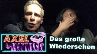 Das große Wiedersehen (feat. BMW M5 Competition & Tom Beck) | Axel & Matthias
