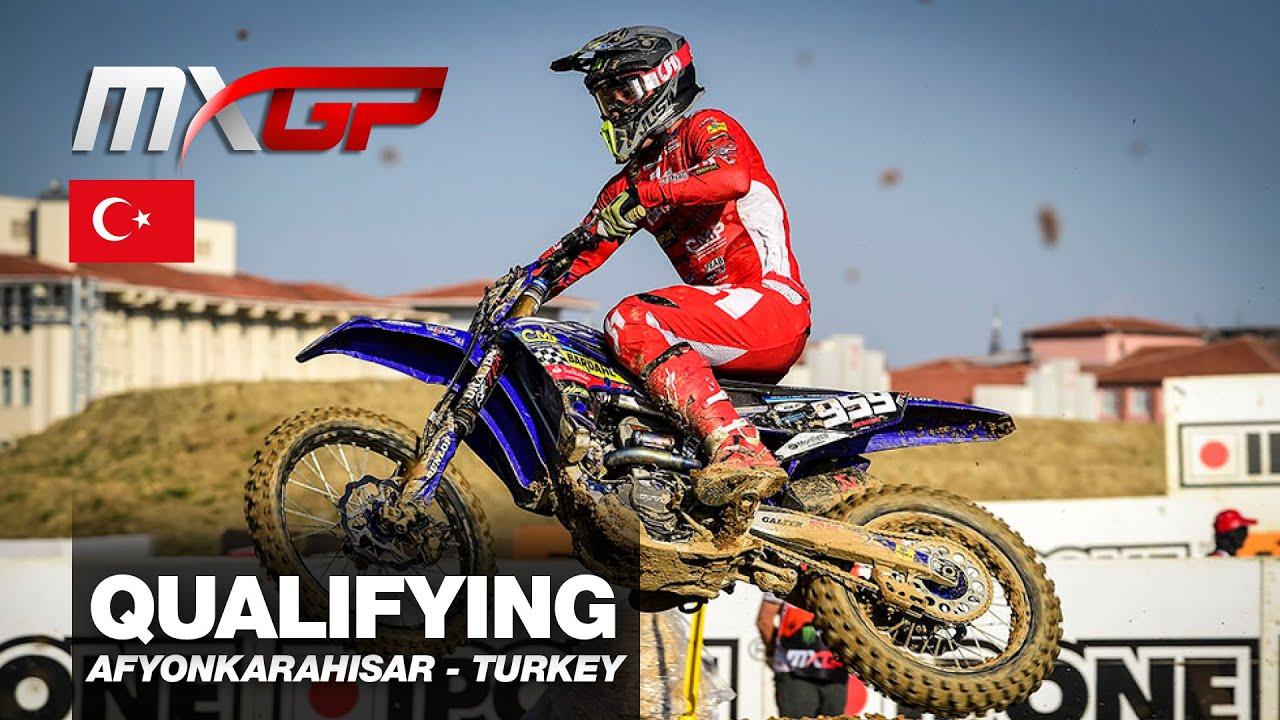 Qualifying Highlights - MXGP of Turkey 2019