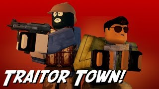 Trouble in Terrorist Town in ROBLOX VERSION! /// german deutsch pc