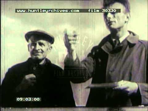 Desalination of Farmland, 1940's -- Film 30330
