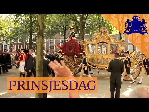 Prinsjesdag • The Prince's Day Procession • The Hague - THE NETHERLANDS