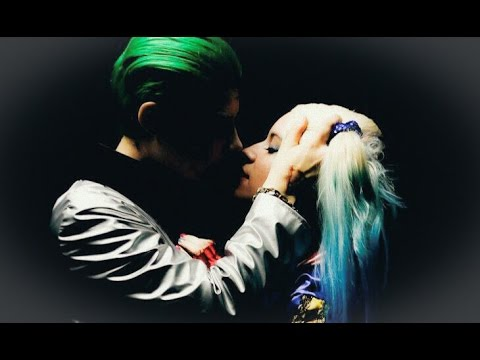 the joker & harley quinn II i wanna feel you ( suicide squad )