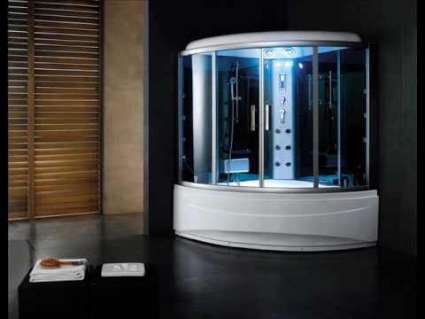 cabinas de hidromasaje con youtube. Black Bedroom Furniture Sets. Home Design Ideas