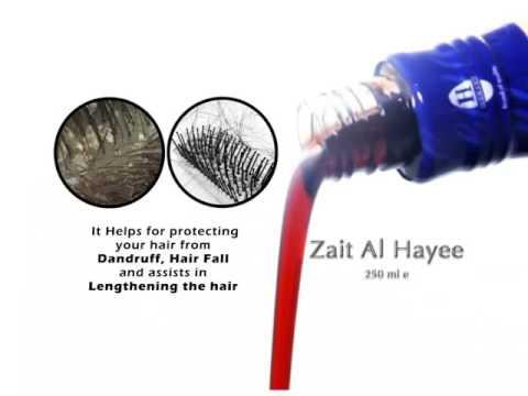 Hemani _ Snake OiL = for Hair