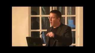 Crisis and Un/Making Sense : Keynote By Ian Buchanan