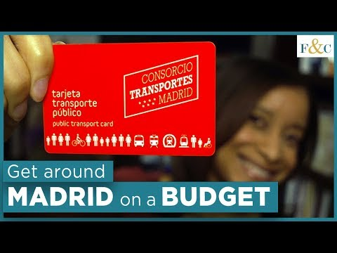How To Get Around Madrid On A Budget | Madrid Metro Pass, Map, And Tickets | Frolic & Courage
