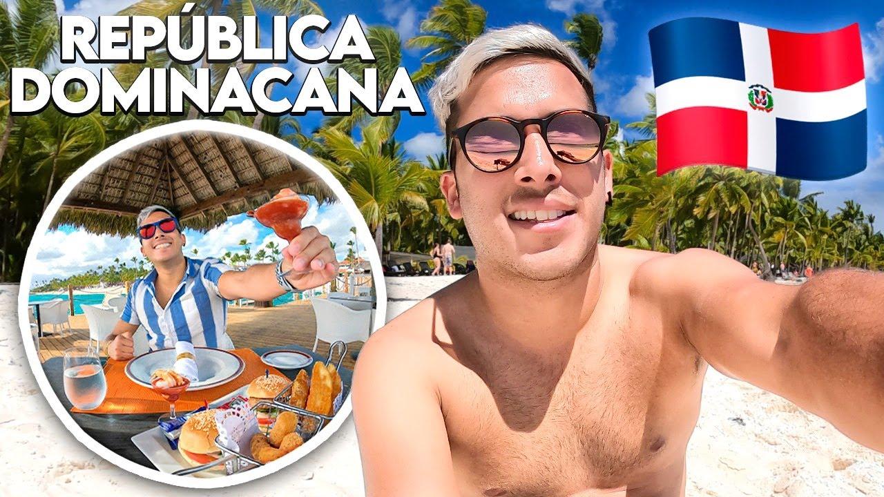 Mi primer viaje a República Dominicana! 😃🇩🇴 | Alex Tienda ✈️