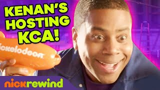 Kenan Thompson Is Hosting The Kids' Choice Awards ✅   NickRewind #Shorts