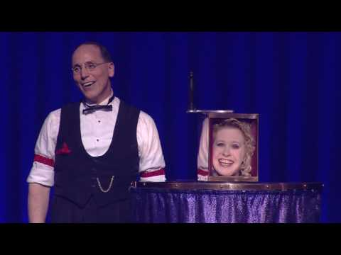 Scott & Muriel are The Accidental Illusionists in Assen
