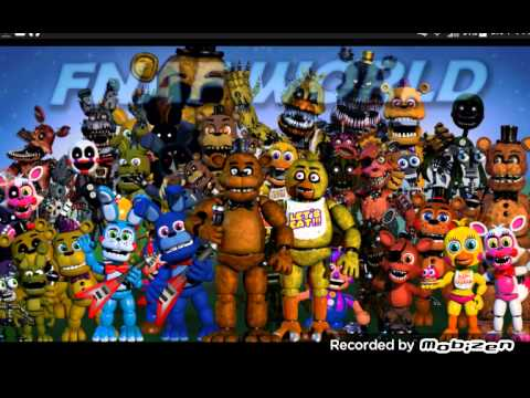 [Full-Download] 2 Hidden Characters Fnaf World Teaser Image