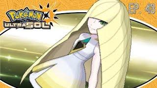 Pokémon Ultra Sol Ep.43 - ... ¿POR QUÉ NADIE ME HABIA AVISADO DE ESTE COMBATE? ...