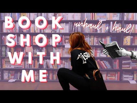 BOOK SHOPPING + HAUL 📚🌷✨