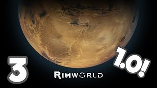 Rimworld 1.0 Gameplay #3 - Trev's About to Break